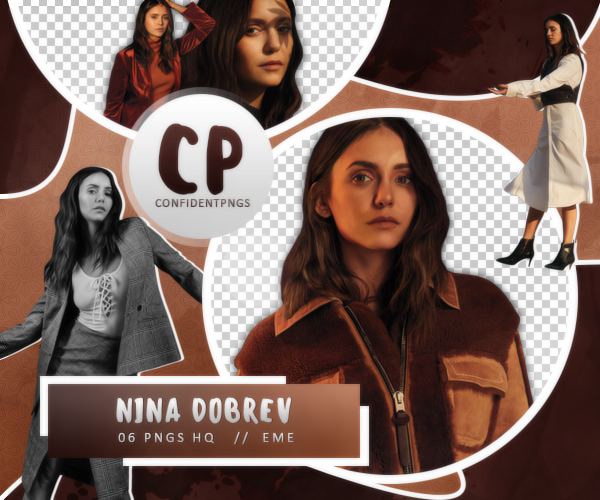 Png Pack 474 Nina Dobrev By Confidentpngs Deviantart Com On Deviantart Nina Dobrev Nina Png
