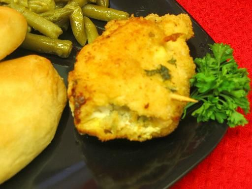 Easy chicken kiev baked recipe easy food and dinner ideas butter forumfinder Images