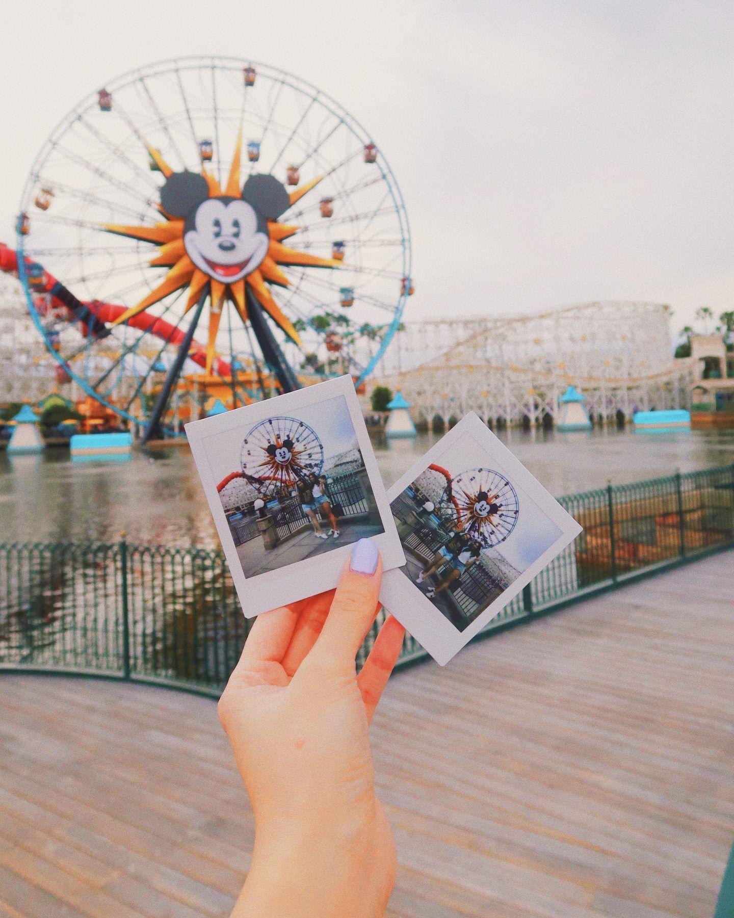 Photo of Disneyland ist einer der glücklichsten Orte der Welt und ich liebe es, alles zu erkunden …