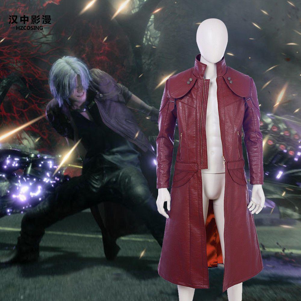 HZYM Fullmetal Alchemist Edward Elric/'s Cosplay Costume Leather Coat