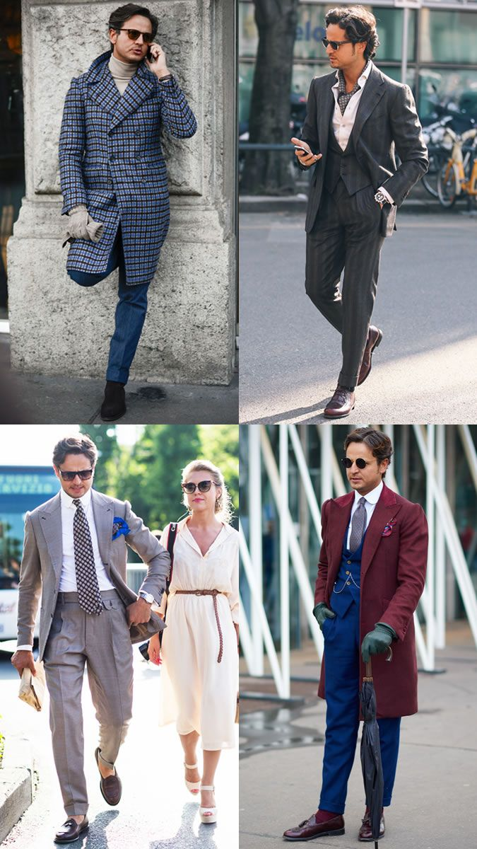 7 Of The Most Stylish Men You've (Probably) Never Heard Of