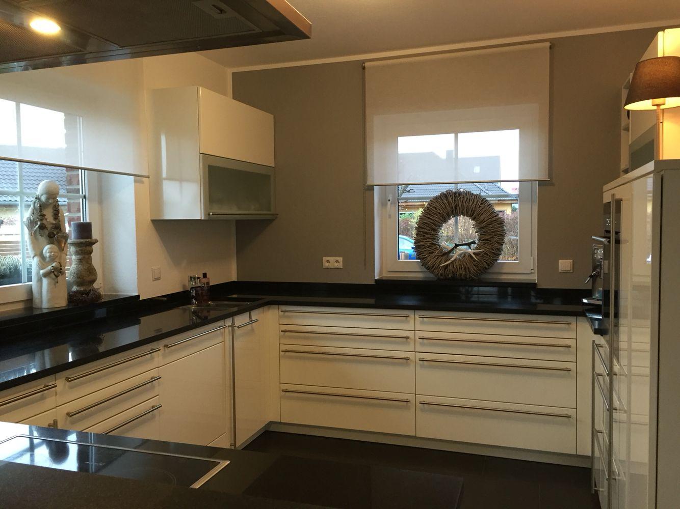 Alpina Feine Farben No. 02 Nebel im November Küche ist fertig ...