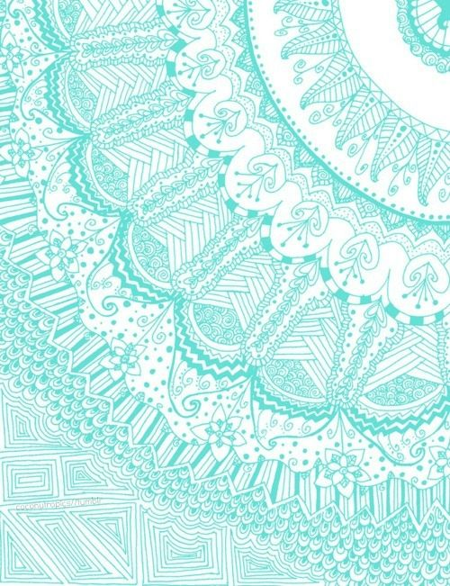 teal background pattern tumblr
