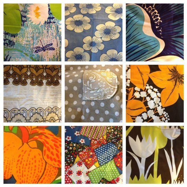 Hoppudesign käyttää tuotteissaan jo käytetteyjä tekstiilejä - ne vaan muokataan uuteen muotoon hatuiksi, hameiks, haalareiksi...