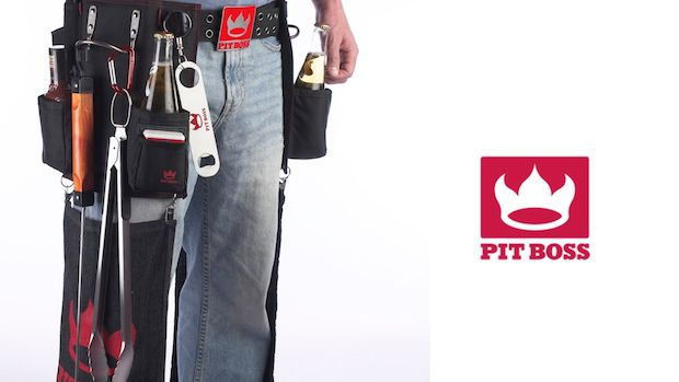 The Pit Boss BBQ Belt Is The Last Grilling Apron You'll Ever Need http://www.instash.com/the-pit-boss-bbq-belt-is-the-last-grilling-apron-youll-ever-need