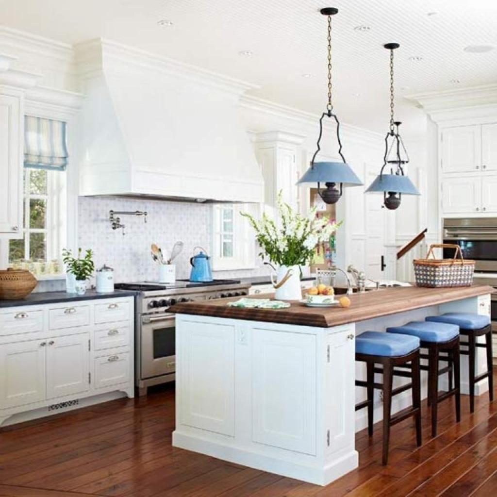 White Kitchen Island With Stove White Kitchen Island With Under Counter Stool Niche And Stove
