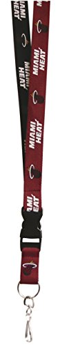 NBA Miami Heat Two Tone Lanyard, Red, One Size Pro Specia... https://www.amazon.com/dp/B00B1L1F7O/ref=cm_sw_r_pi_dp_x_Q0pPxbP7K8F7H