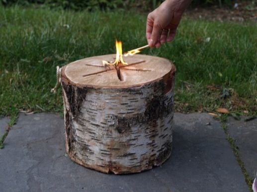 The Coolest Campfire Log Bonfires And Logs