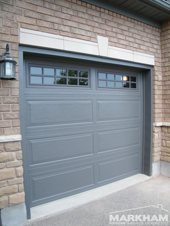 Grey Garage Door   Google Search
