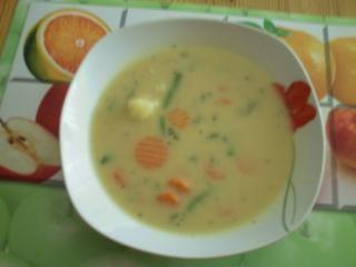 grünkern gemüse suppe