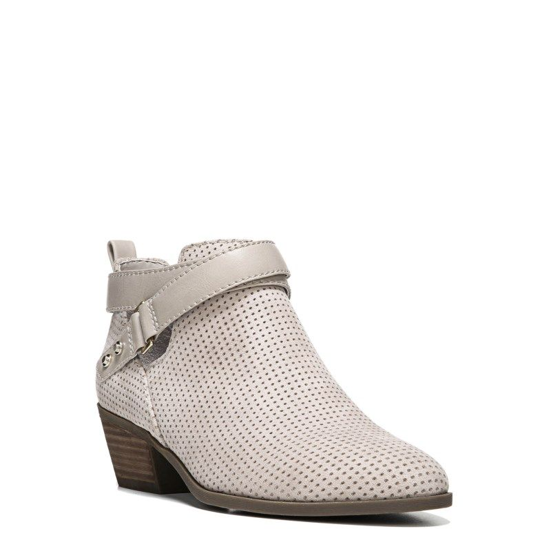 Dr. Scholl's Women's Baxter Ankle Boots (Simply Taupe)