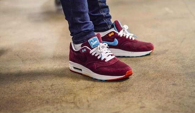 super specials new photos discount shop Parra x Patta Nike Air Max 1