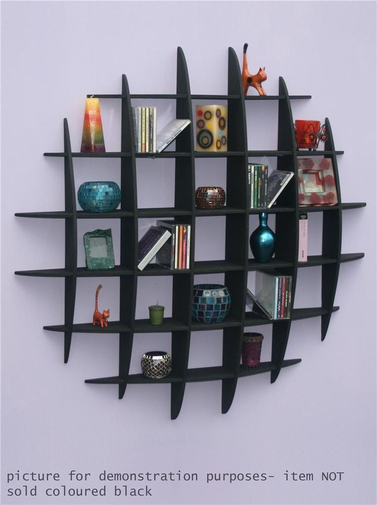details about dvd cd storage rack wall mounted unit retro style rh pinterest com