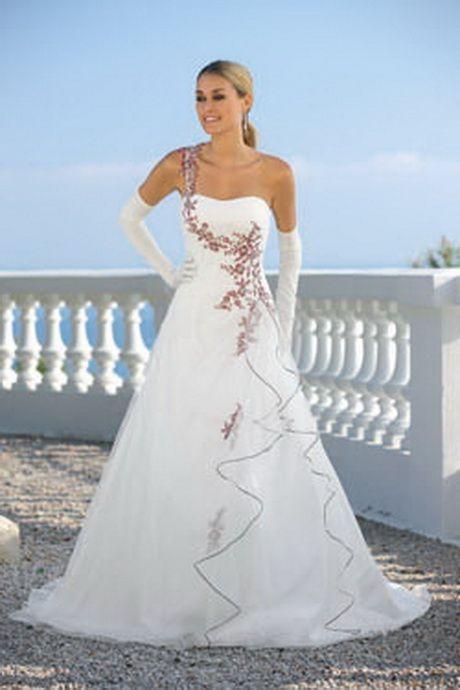 Brautkleid Rot Weiss Brautkleider Pinterest