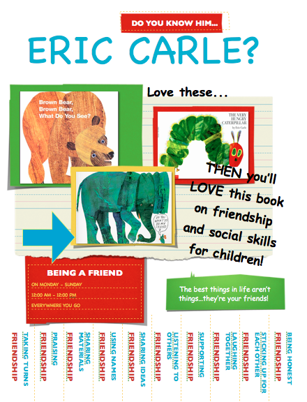 Do you want to be my friend - Eric Carle