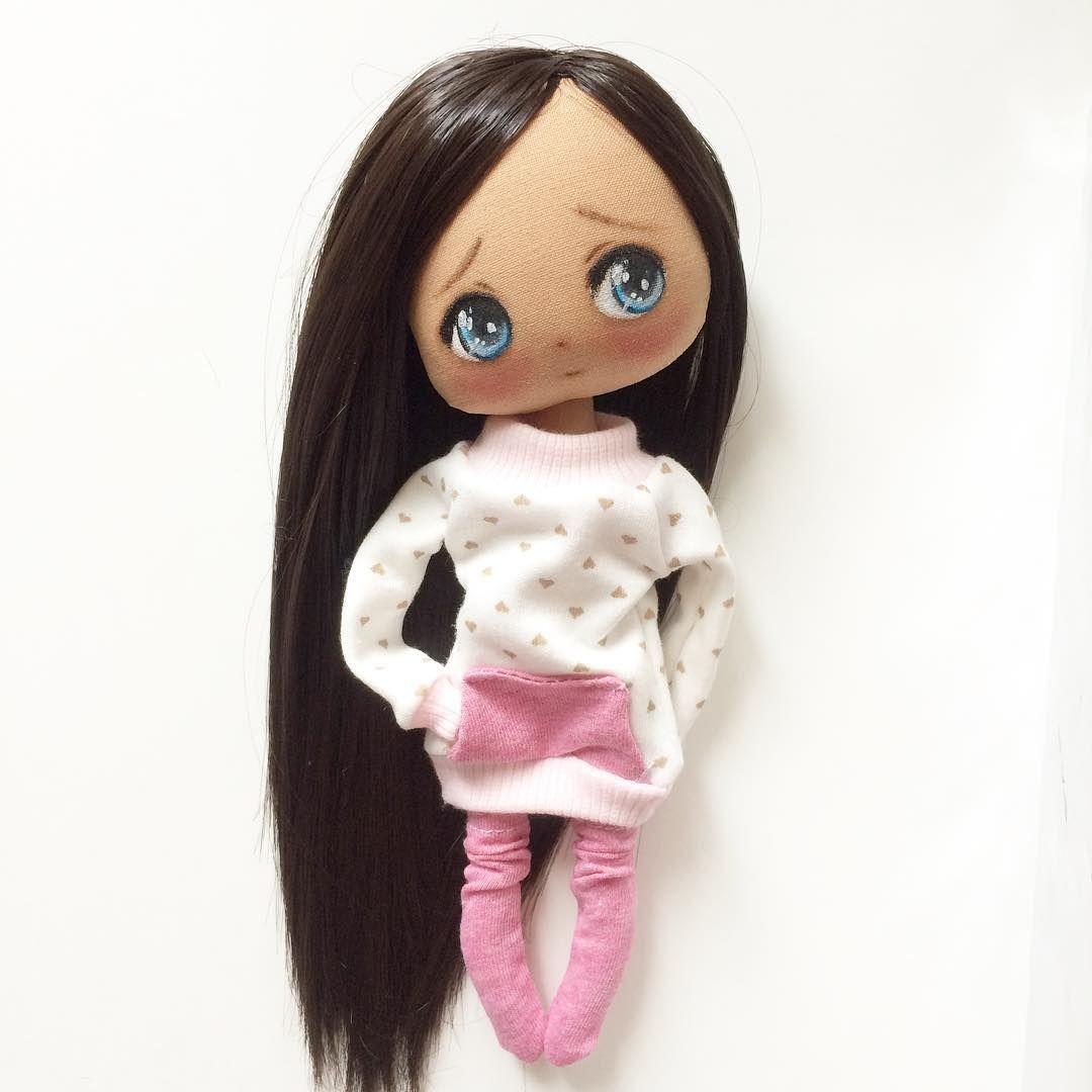 Куколка Олли 161;) #куклаолли #куколка #олли #кукла