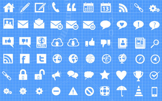 Free download 500 Vector Mega Icon Pack Webdesigner Depot