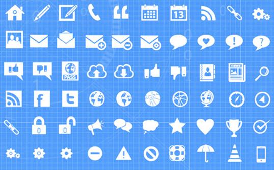 Free download 500 Vector Mega Icon Pack Webdesigner Depot