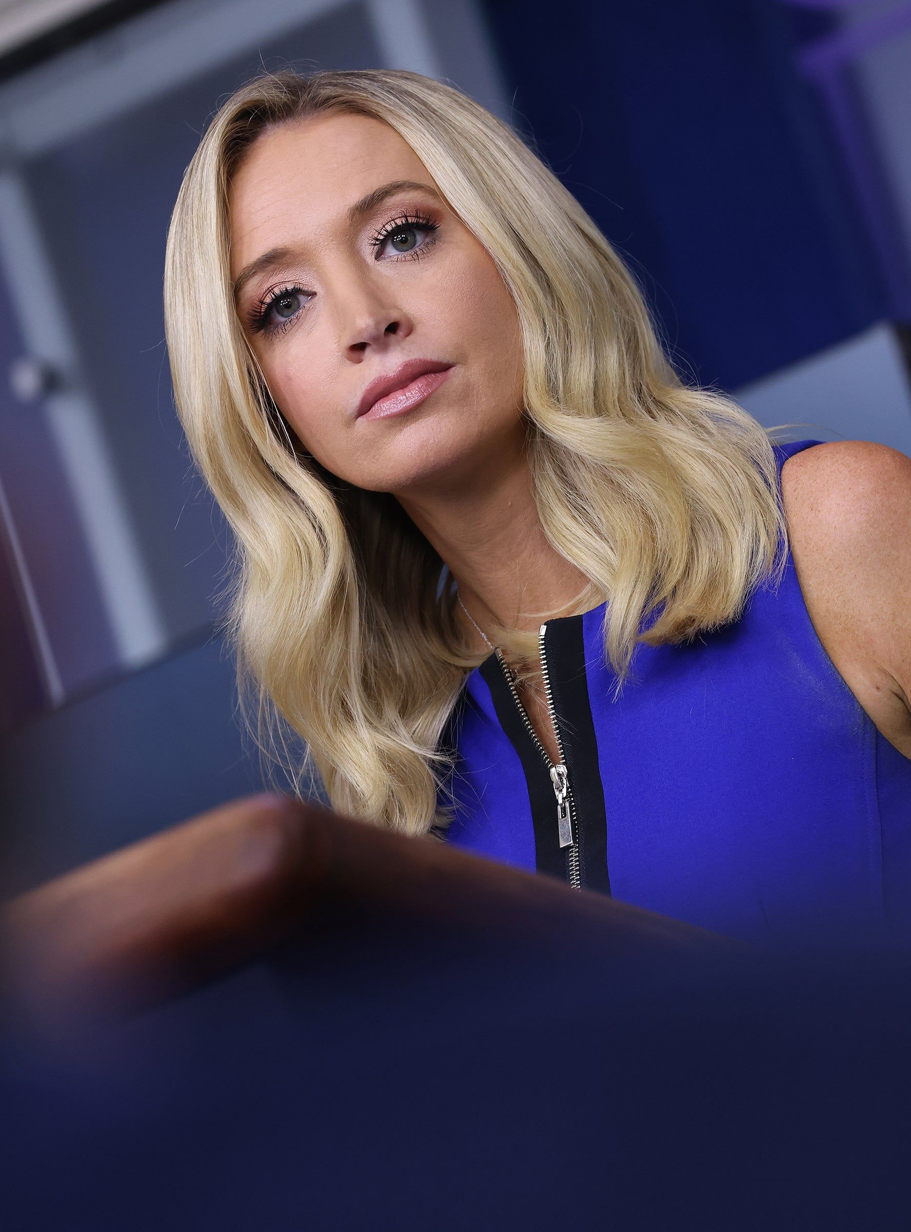The 20 Biggest Lies Kayleigh Mcenany Has Told So Far In 2020 Kayleigh Mcenany Folder Labels Star Fashion