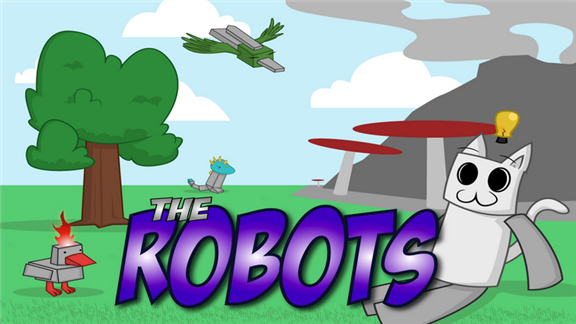 The Robotsv 110 A Free Game By Jayson130000 Roblox Updated 4