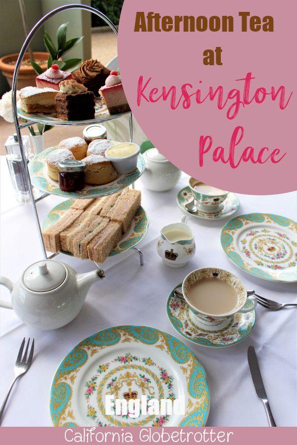 Photo of Afternoon Tea at the Kensington Palace Pavilion