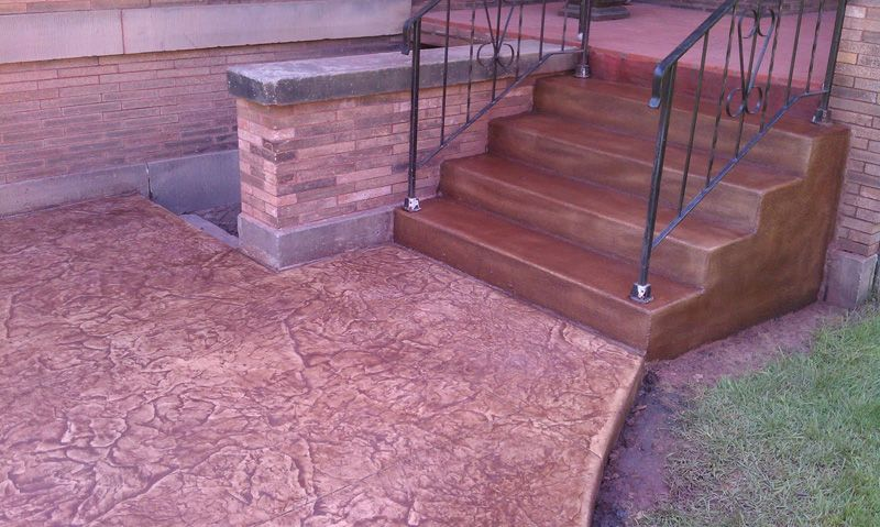 Best Stained Concrete Treads Yahoo Image Search Results 400 x 300