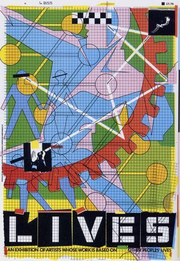 Barney Bubbles: Optics and Semantics: Design Observer