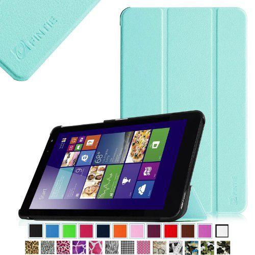 Fintie Dell Venue 8 Pro (Windows 8 1) Slim Shell Case