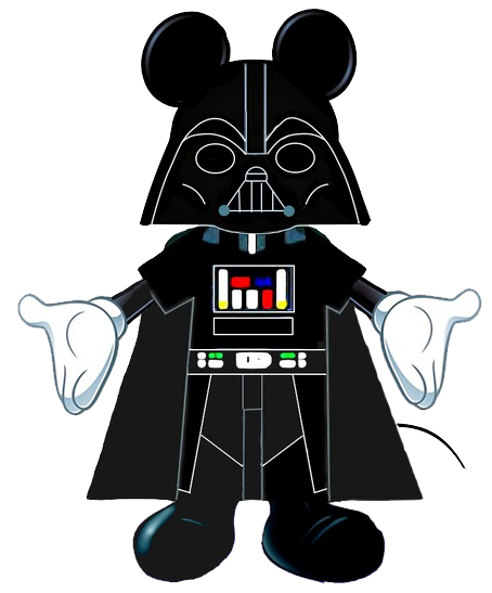 Star Wars Mickey Mouse Clipart Mickey Star Wars Disney