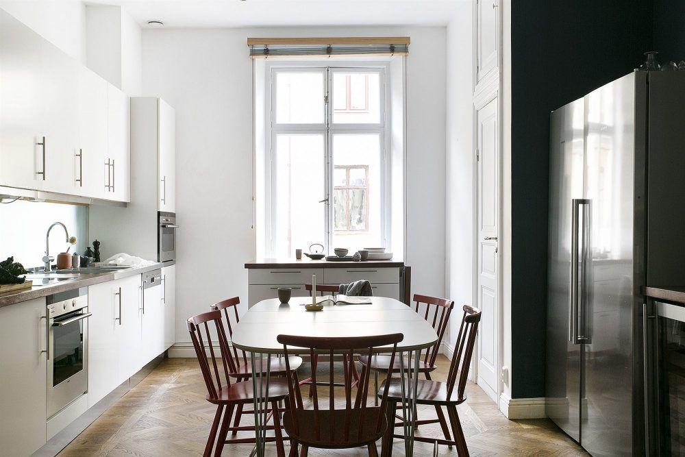 Scandinavisch Appartement Inspiratie : Haal al je inspiratie uit dit scandinavische appartement vol