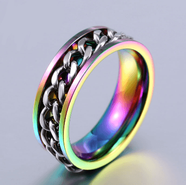 310daa1f6c 9 best LGBT Rings - Gay And Lesbian Pride images on Pinterest .