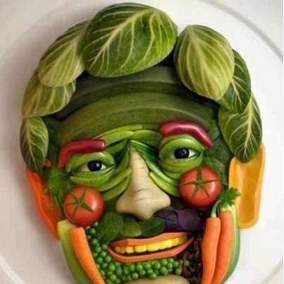 Amazing food art !!!