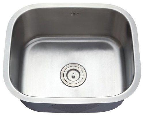 Undermount Stainless Steel Kitchen Sink Faucet Colander Grid