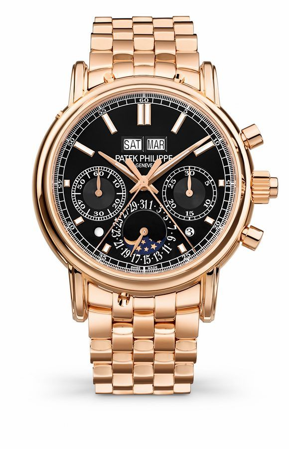 Introducing The Patek Philippe 5204\/1R-001 Split-Seconds - how to make a perpetual calendar