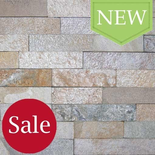 splashback oyster split face mosaic large new love stacked stone rh pinterest com