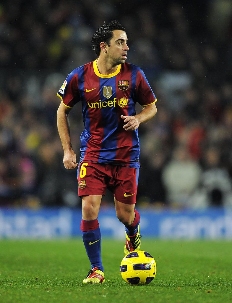 Xavi Hernandez Photos Photos Barcelona V Real Madrid La Liga Real Madrid La Liga Xavi Hernandez La Liga