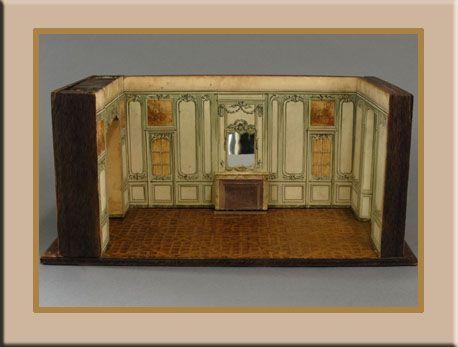 Carmel Doll Shop -Dollhouses-