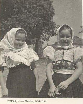 Slovakia, Podpoľanie, Detva