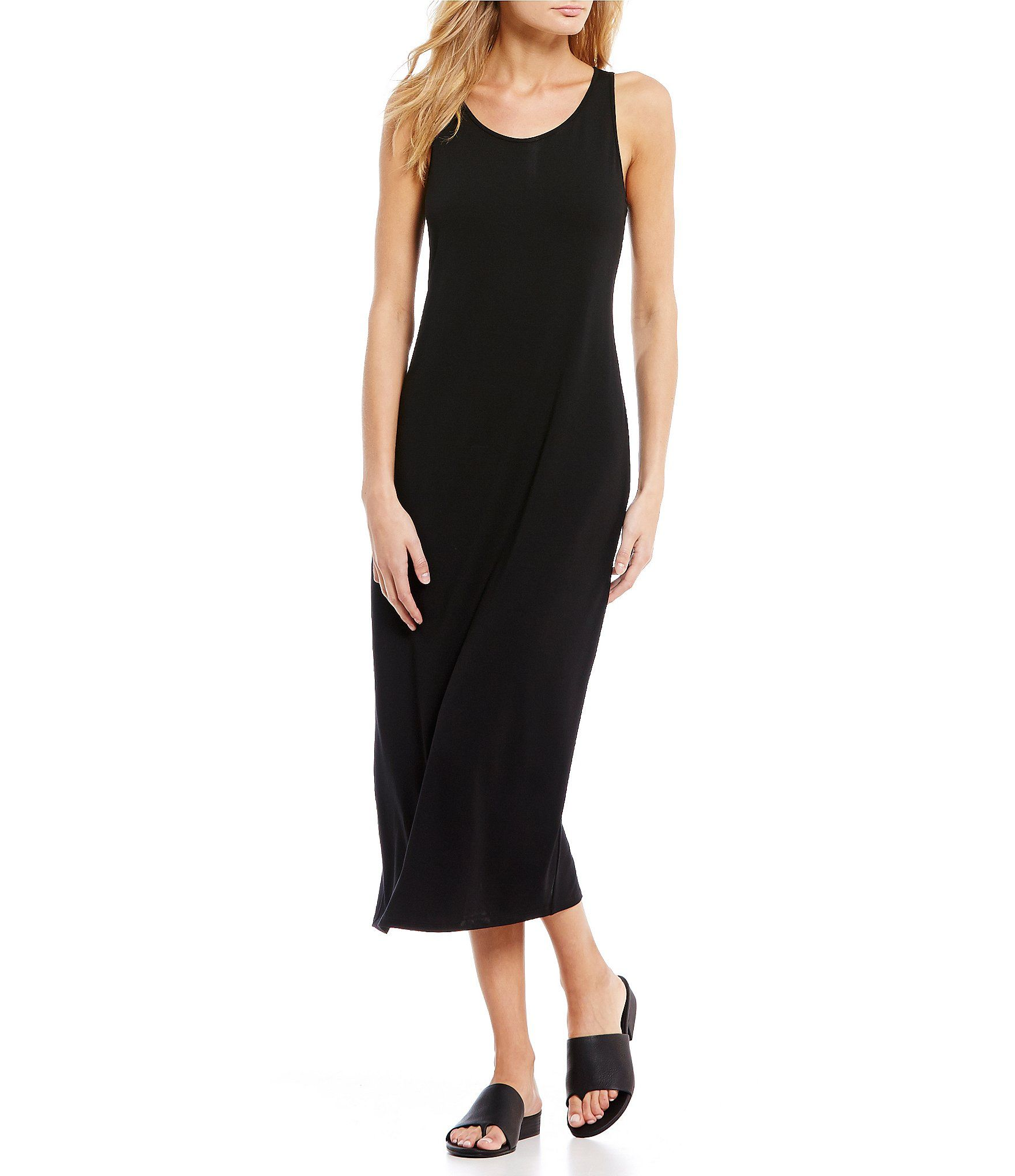 b1c933c77db Shop for Eileen Fisher Scoop Neck Tank Dress at Dillards.com. Visit Dillards.com  to find clothing