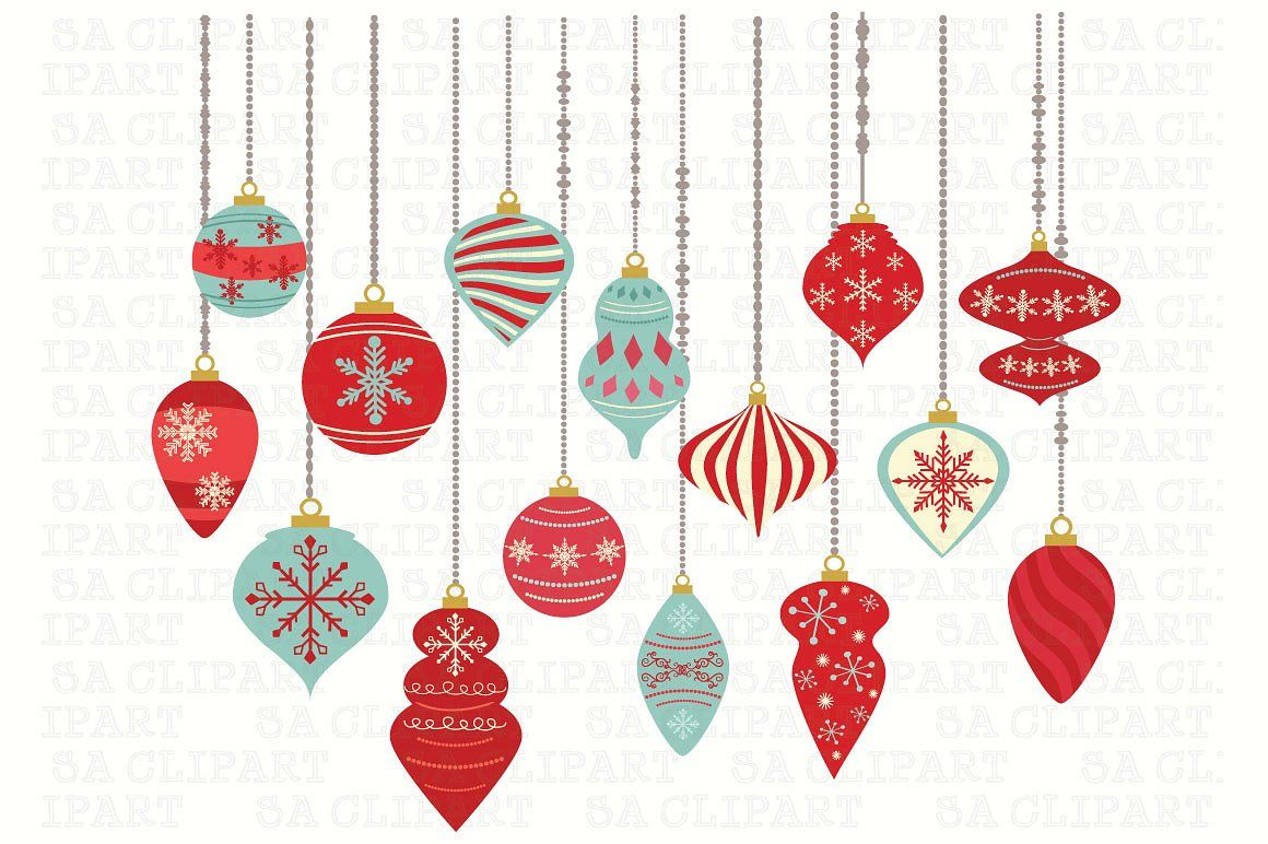 36++ Hanging christmas ornaments clipart ideas in 2021