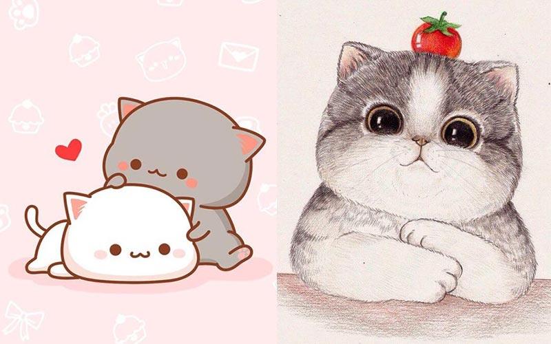 ร ปการ ต นแมว ภาพแมวแบบการ ต น น าร กๆ จ บกอดซะเลยด ไหมนะ วาดร ปดอทคอม การ ต น โปเกมอน สม ดระบายส