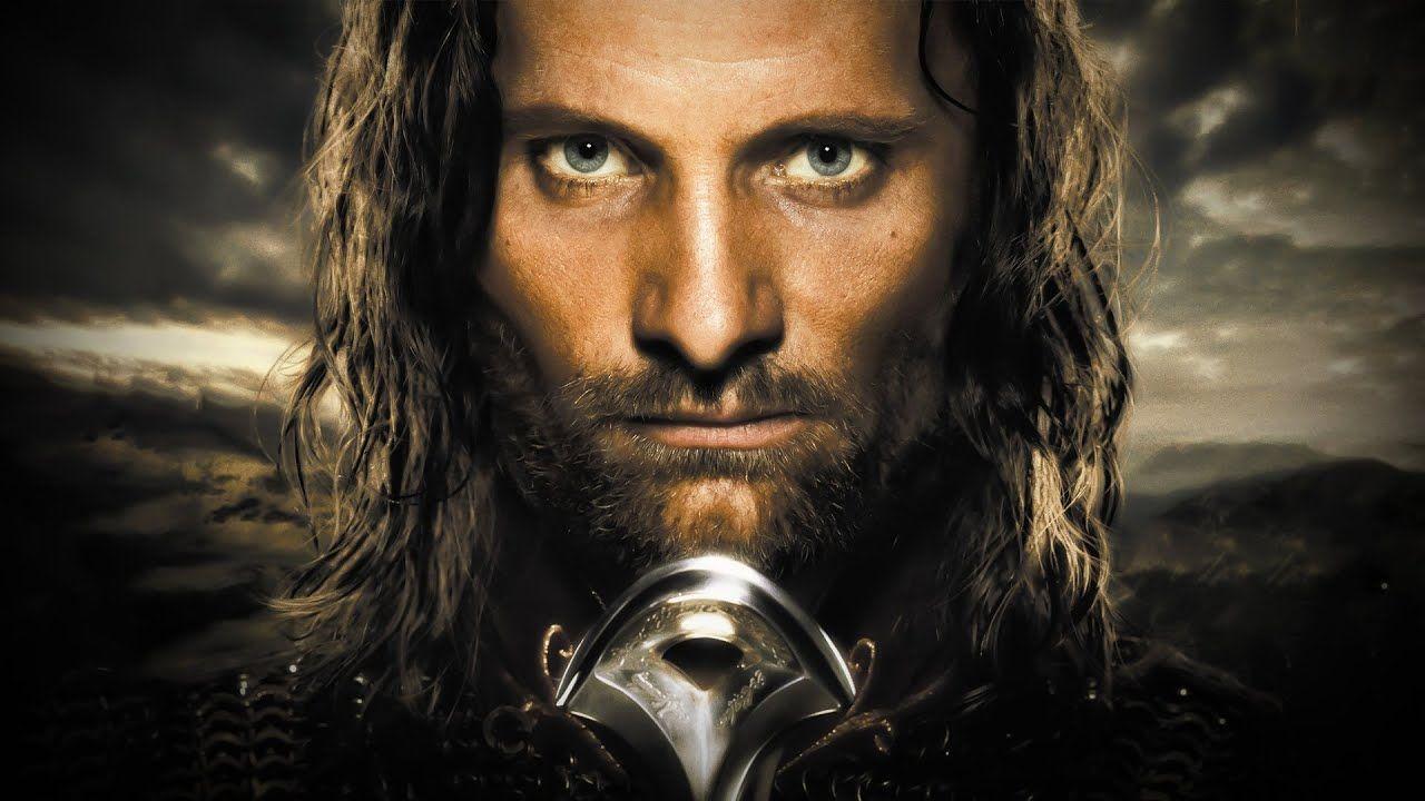 Aragon Herr Der Ringe