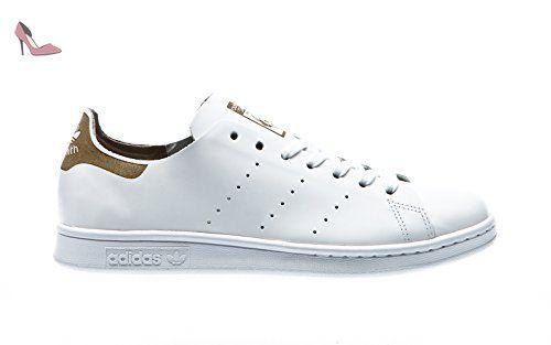 white adidas stan smith decon s75281 44 chaussures adidas