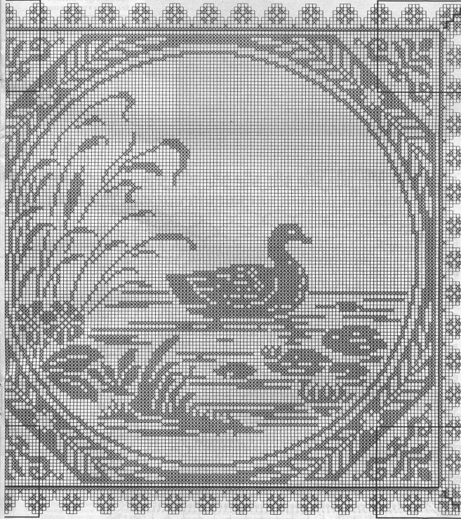 процедуры лебеди филе схемы картинки какие секреты при