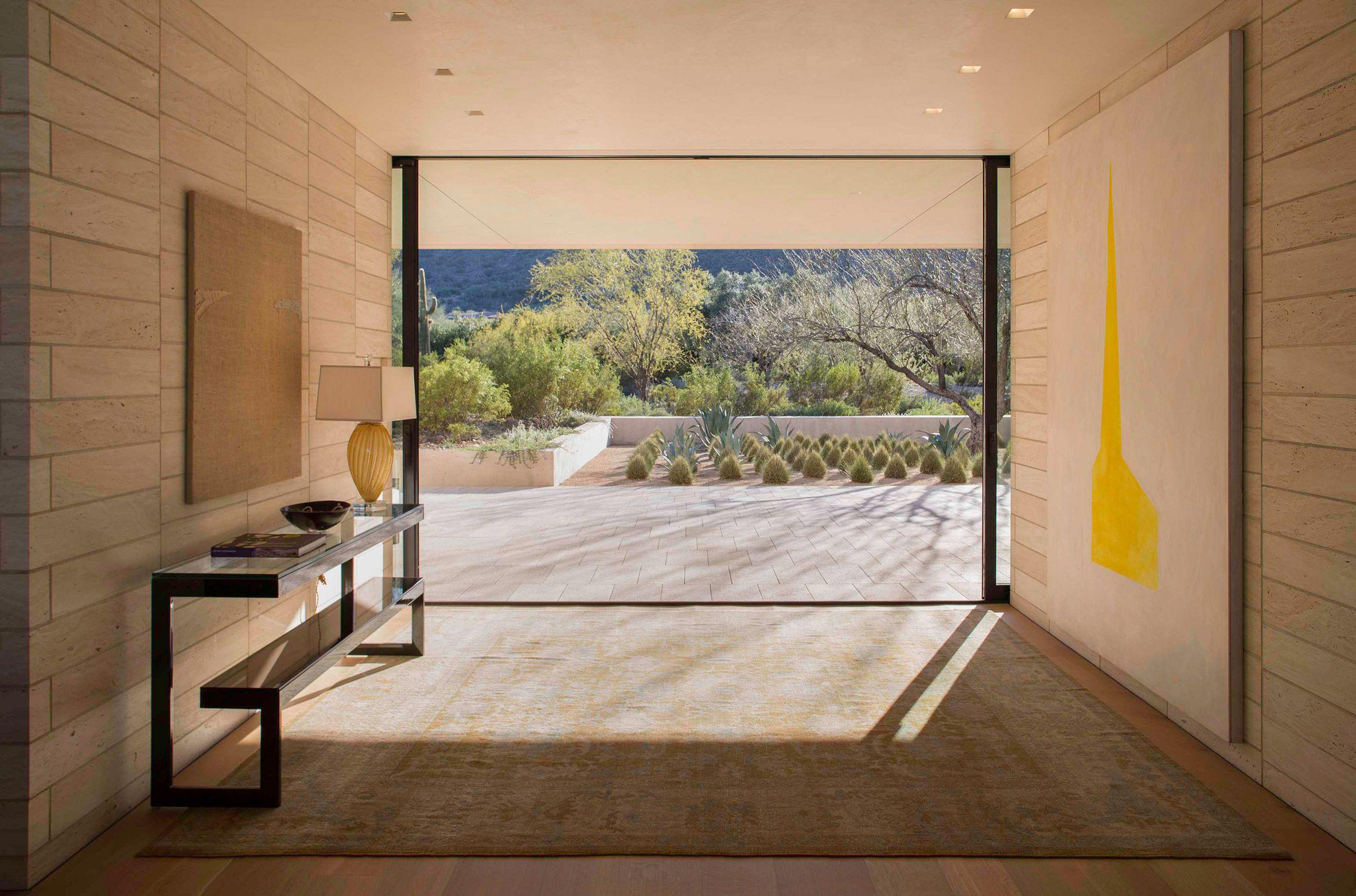 Stone Court Villa by Masa Studio Architects | Interior ... on desert small homes, desert modern homes, desert dome homes, desert pool homes, desert sustainable homes,