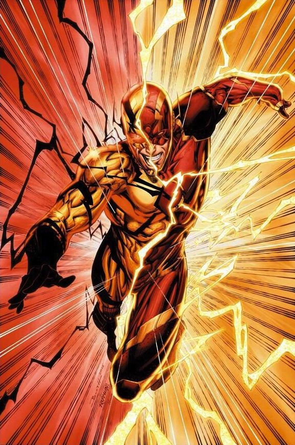 professor zoom flash dc dc comics dc universe Вселенная ДиСи