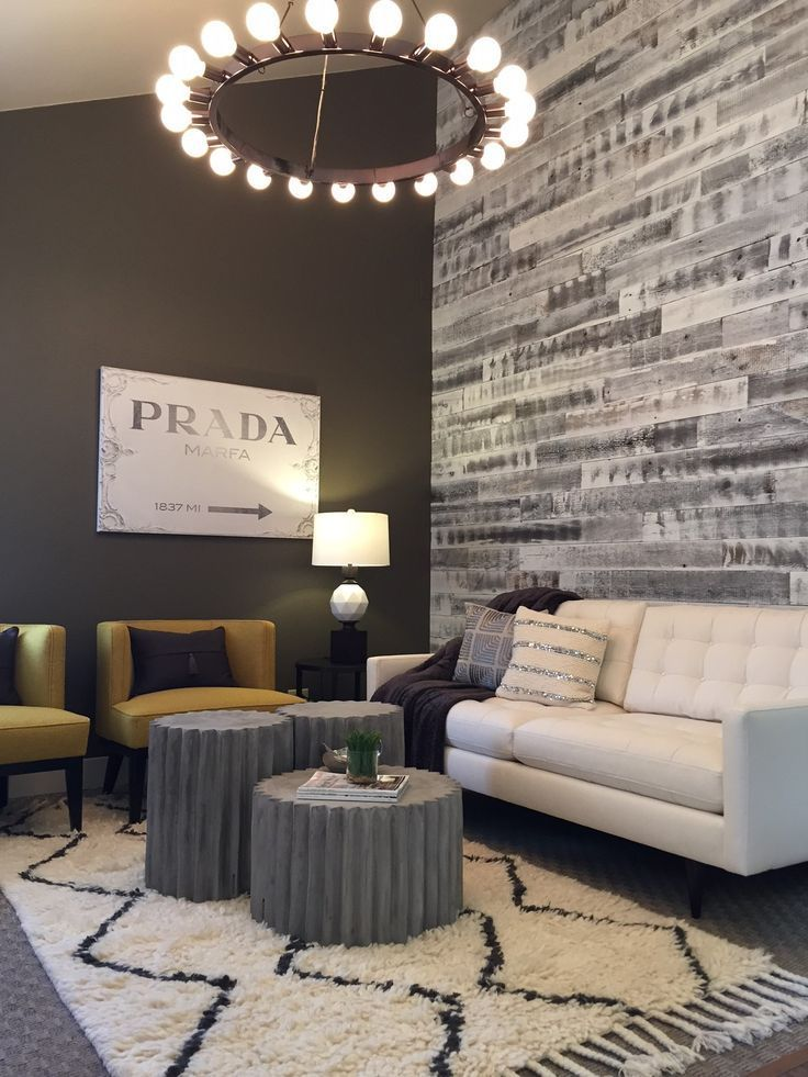 Professional Room Designer: Reclaimed Weathered Wood White