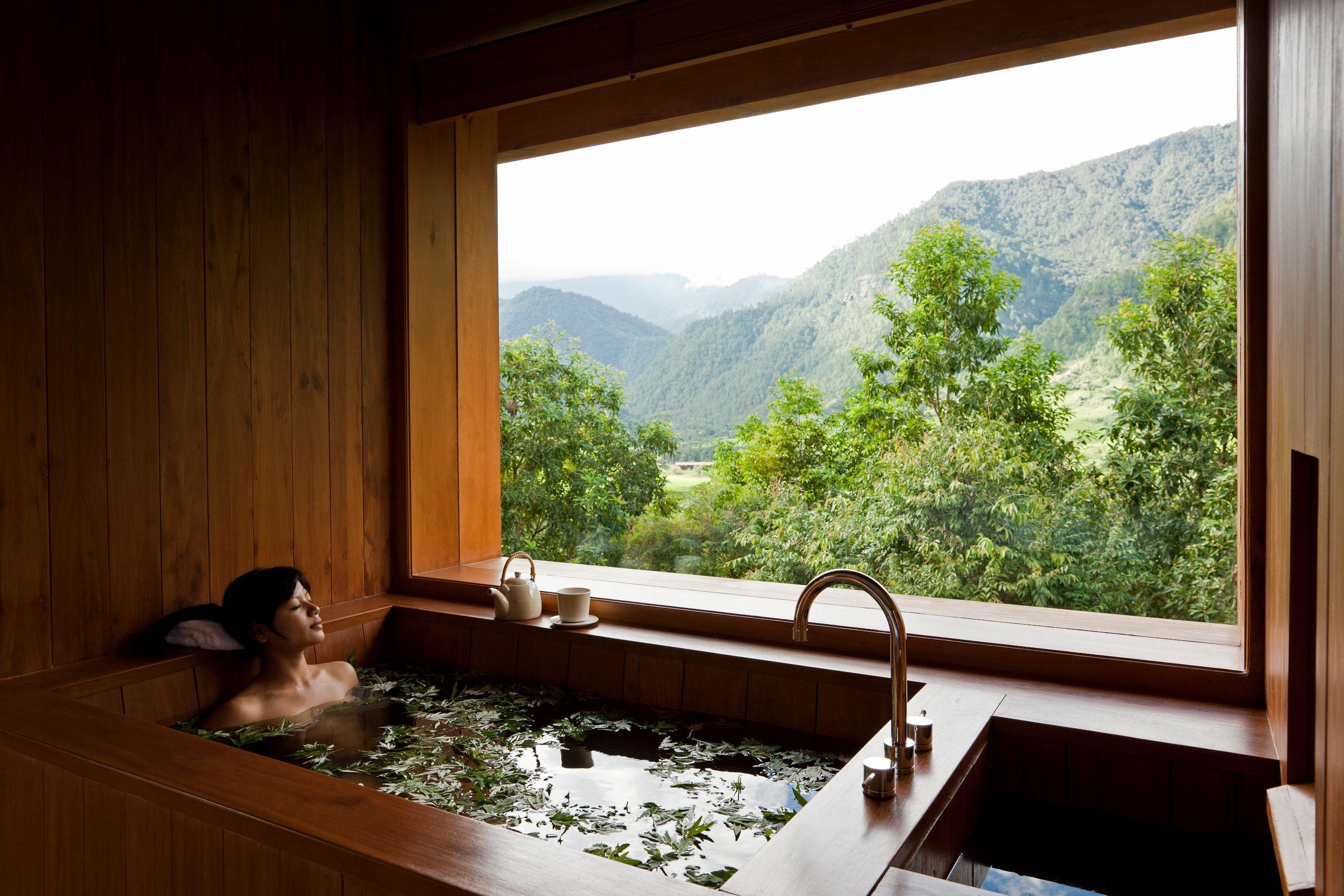 Hot Stone Baths In Bhutan - Ancient Bhutanese Tradition