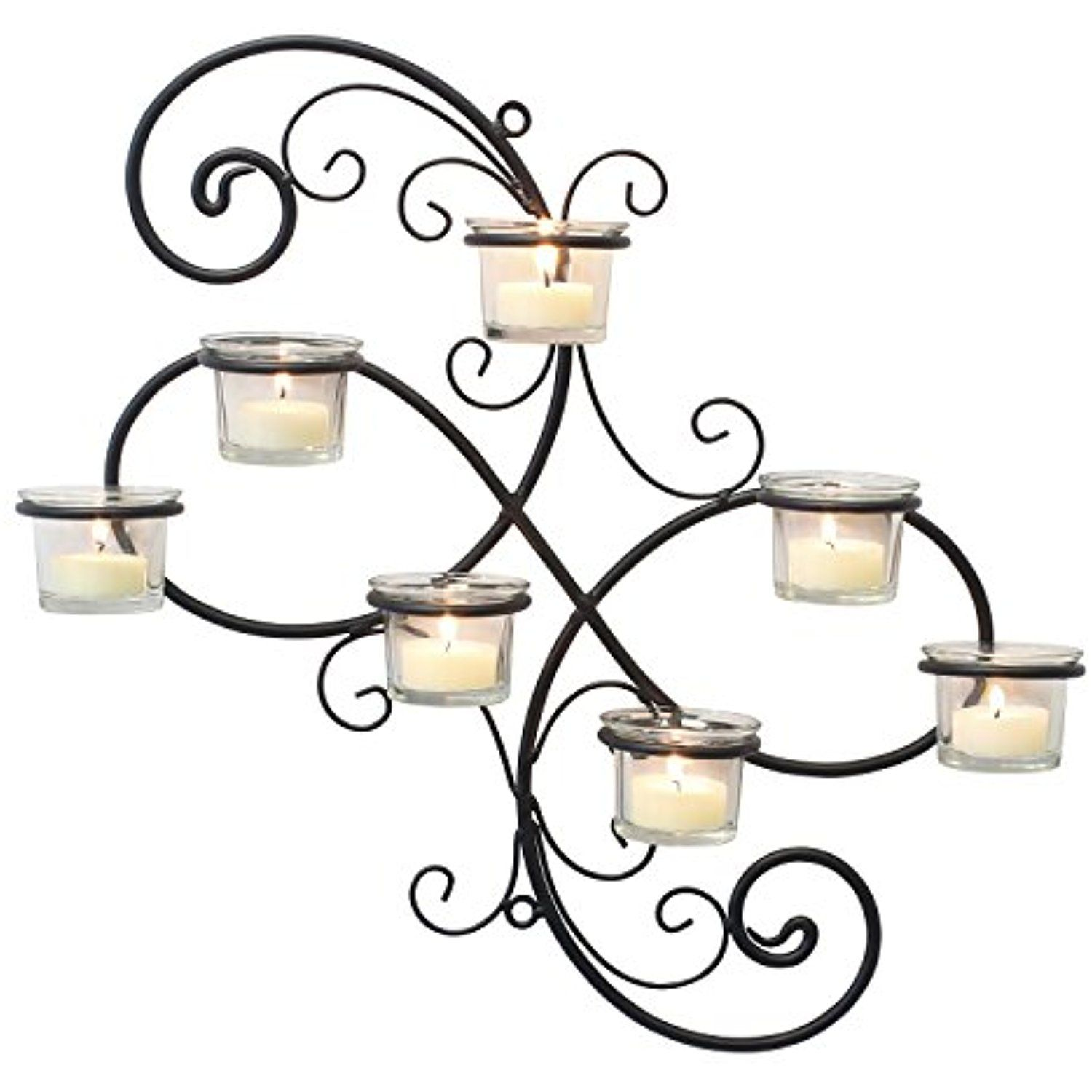 Decorative Sconces Wall candle holders, Candle sconces