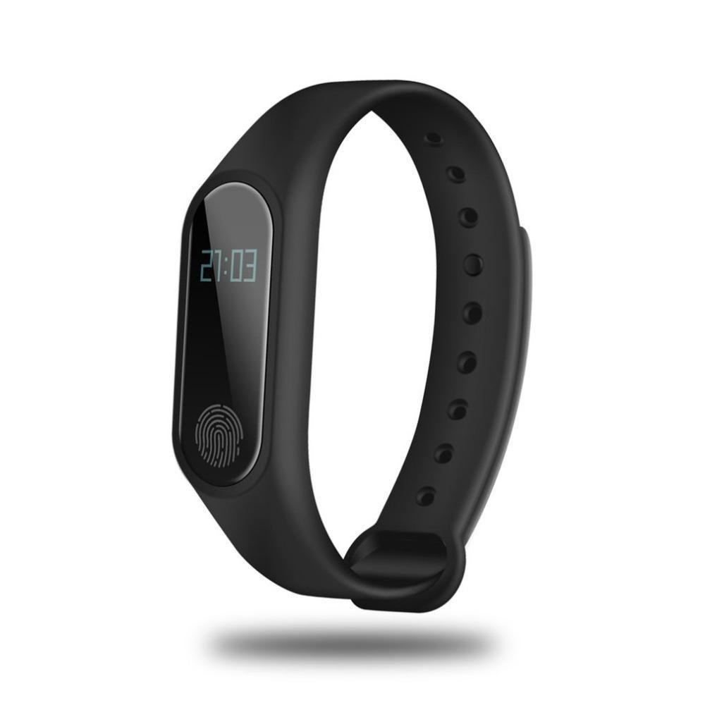 Ismart Plus Waterproof Smartwatch Bracelet Tracker Fitness Tracker Heart Rate Fitness Bracelet